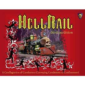 Mayfair Games Hell Rail