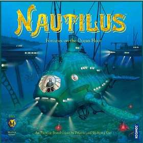 Mayfair Games Nautilus: Fortunes of the Ocean Floor