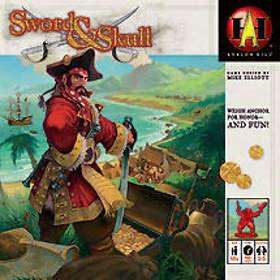 Avalon Hill Sword & Skull