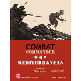 GMT Games Combat Commander: Mediterranean (exp.)