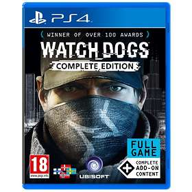 Watch Dogs - Complete Edition (PS4)