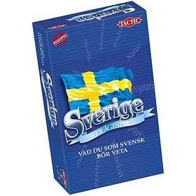 Frågespelet om Sverige (pocket)