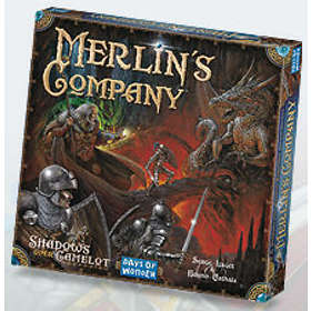 Days of Wonder Shadows over Camelot: Merlin's Company (exp.)