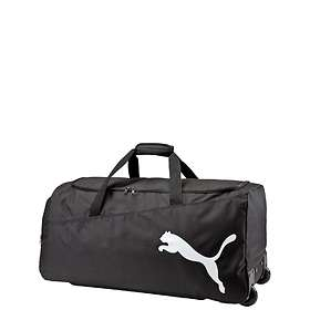 Find the best price on Puma Pro Training Large Wheel Bag (072936 ... 54d76cee02ae4