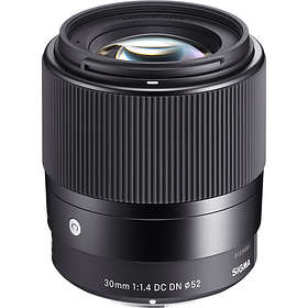 Sigma 30/1.4 DC DN Contemporary for Sony E