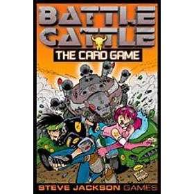 Battle Cattle: Kortspel