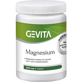 Gevita Magnesium 300mg 150 Tabletter