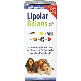Alpha Plus Lipolar Balans K2 200ml
