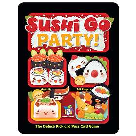 Adventureland Games Sushi Go Party!