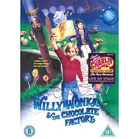 Willy Wonka and the Chocolate Factory (UK)