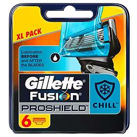 Gillette Fusion ProShield Chill 6-pack