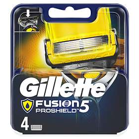 Gillette Fusion ProShield 4-pack