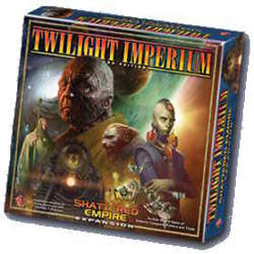 Fantasy Flight Games Twilight Imperium: Shattered Empire (exp.)
