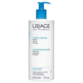 Uriage Creme Lavante Cleansing Cream 500ml