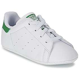 size 40 80120 cf931 Find the best price on Adidas Originals Stan Smith Crib (Unisex)   Kids   Trainers   Compare deals on PriceSpy UK