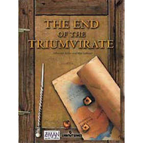 Z-Man Games The End of The Triumvirate