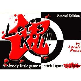 Atlas Games Let's Kill (2nd Edition)