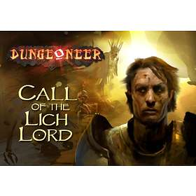 Epic Dungeoneer: Call of the Lich Lord