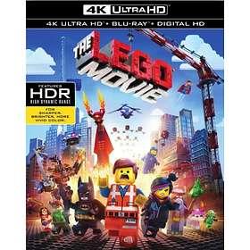 Lego: The Movie (UHD+BD)