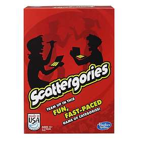 Parker Brothers Scattergories