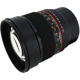 Samyang MF 85/1,4 AS IF MC for Sony A