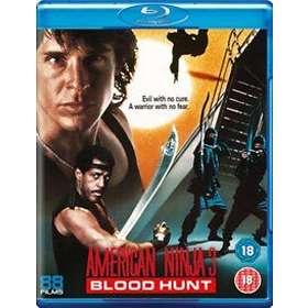 American Ninja 3 Blood Hunt Uk
