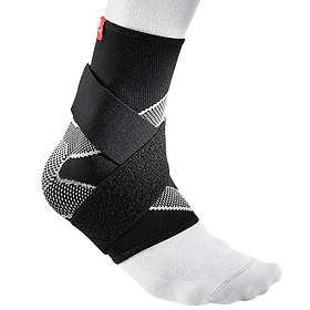 McDavid Ankle Sleeve 4-Way Elastic with Figure 8 Straps
