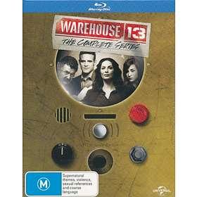Warehouse 13 - Seasons 1-5 (AU)