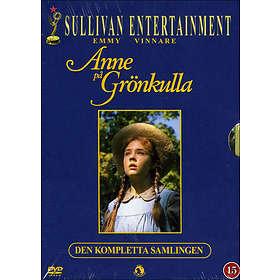 Anne På Grönkulla - Den Kompletta Samlingen