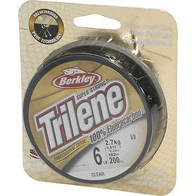 Berkley Trilene 100% Fluorocarbon 0.45mm 150m