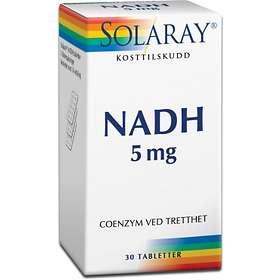 Solaray NADH 30 Kapsler