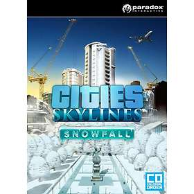 Cities: Skylines: Snowfall (Expansion) (PC)