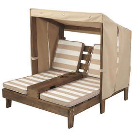 KidKraft Chaise Double Solsäng