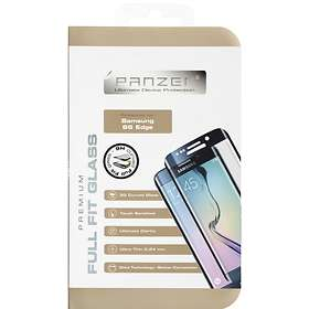 Panzer Full Fit Glass Screen Protector for Samsung Galaxy S6 Edge