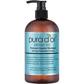 Pura D'Or Premium Hair Loss Prevention Therapy Shampoo 450ml