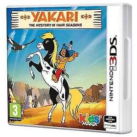 Yakari: The Mystery of Four Seasons