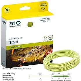 RIO Mainstream Trout Flyt WF #3