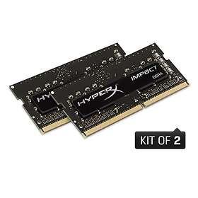 Kingston HyperX Impact SO-DIMM DDR4 PC17000/2133MHz CL13 2x16GB