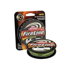 Berkley Fireline Tracer Braid 0.35mm 110m