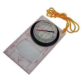 AceCamp Fluorescent Map Compass (3116)