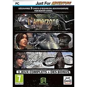 L'Amerzone + Syberia + Syberia II