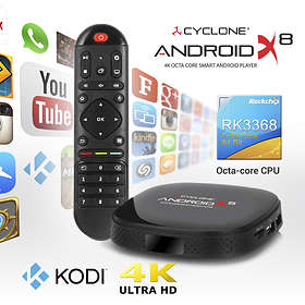 Sumvision Cyclone Android X8 8GB