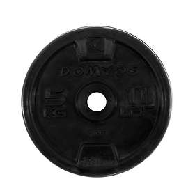 Domyos Cast Iron Weight Disc 28mm 10kg