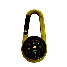 BCB Karabiner & Compass