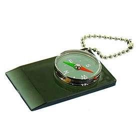 Highlander Outdoor Micro Map Compass