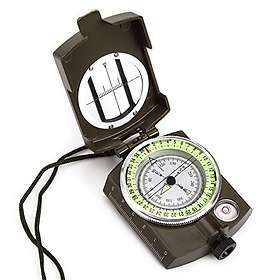 Pellor Professional Pocket Military Geology Compass
