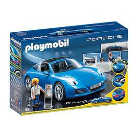 Playmobil City Action 5991 Porsche 911 Targa 4S
