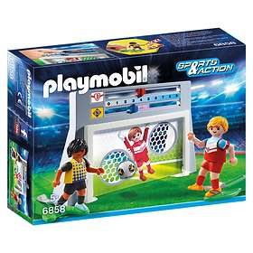 Playmobil Sports & Action 6858 Soccer Shootout