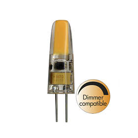 Star Trading Illumination LED 150lm 2800K G4 1,4W (Dimbar)