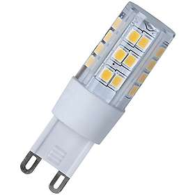 Star Trading Illumination LED 400lm 2700K G9 4,5W (Kan dimmes)